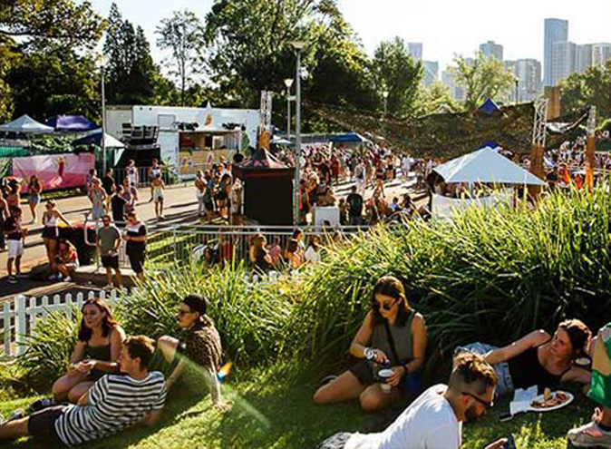 best music event events melbourne DJ dance top good great festival food truck piknic electronic house techno disco
