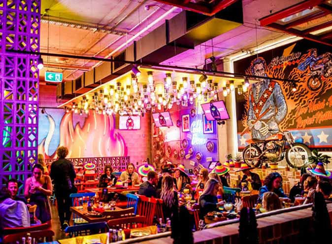 el camino cantina bowen hills brisbane mexican texmex tex mex food drinks margaritas fun weekend todo good best top drink whatson restaurant bar bars tacos burritos 6
